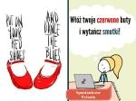 czerwone buty smutki korepetycje angielski